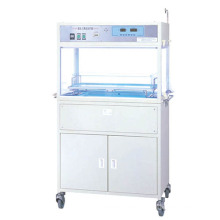 Equipo de fototerapia de bilirrubina de recién nacido de hospital