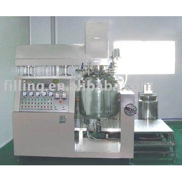 Смесительная машина для вакуумной эмульгирования ZRJ-100L