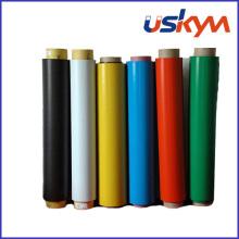 Aimant en caoutchouc à rouleaux magnétiques flexibles en PVC (F-008)