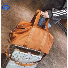 新しいカジュアルなシングルショルダー斜めの旅行バッグ