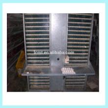 equipo de recolección de huevos completamente automático para casa de gallinas ponedoras