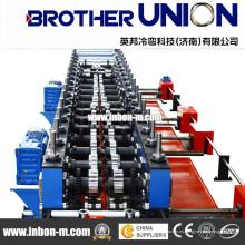 Productos automáticos llenos Tipo de la escalera Máquina formadora del rollo de la bandeja del cable Hecho en China