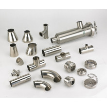 304/316L Sanitary Stainless Steel Pipe Fitting