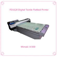 Camiseta de maquinaria de impresión con Mimaki Jv300