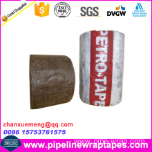 Petrolatum Tape For The Pipe Valve Flange Anti Corrosion and Waterproof