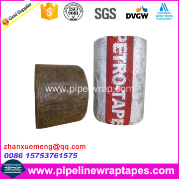 Petrolatum tape for flange waterproof