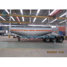 35 Cbm Dry Bulk Cement V Shape Powder Tank Semi Trailer