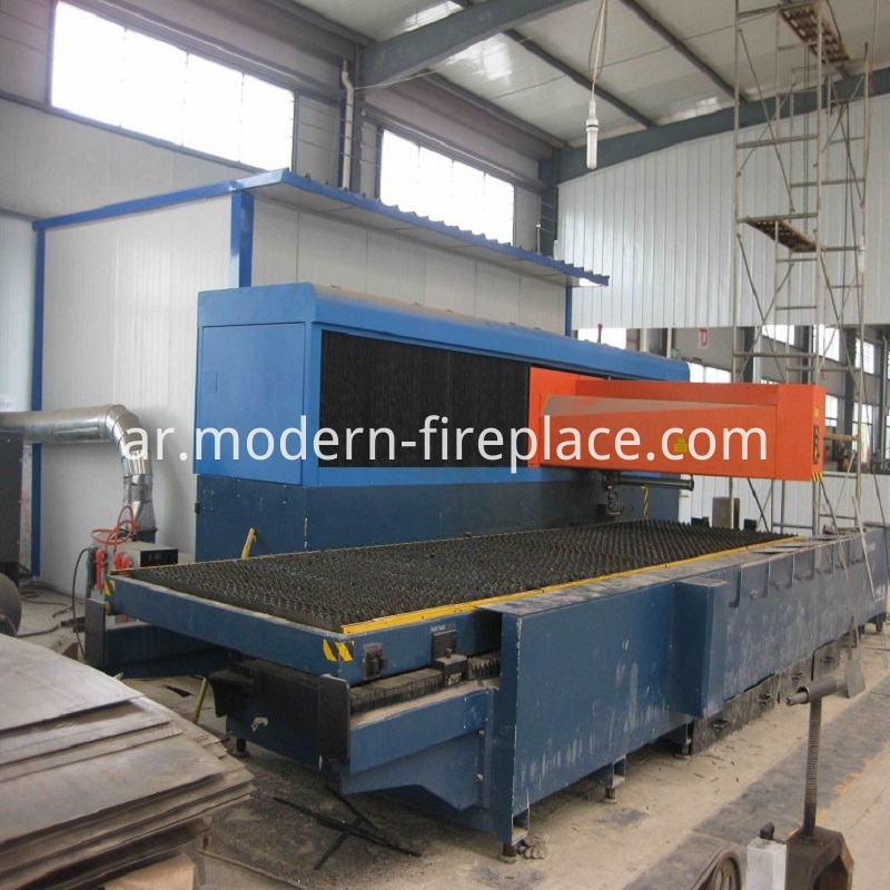 Wood Large Burning Stoves Production
