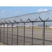 GM большой безопасности бритвы проволоки аэропорта забор для продажи