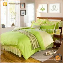Royal New Hotel Green 100% Colección de ropa de cama de algodón egipcio All AU Size