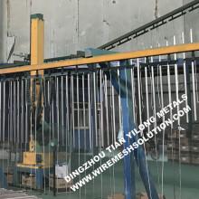 38mm Steel Round Fence Post for Garden Gate