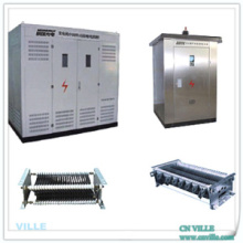 Neutral Resistor Cabinet power distribution network