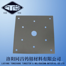 Polished Tungsten Sheet 0.2t*150*300