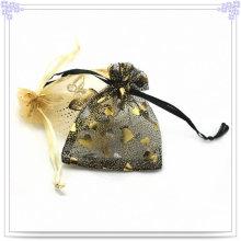 Bolso de la joyería de la manera hecho de Mull-Gasa (BG0002)