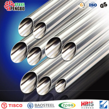 A304 Seamless Stainless Steel Pipe for Boiler