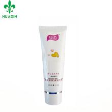 tubo de loción crema 50ml tubos de plástico apretón para cosméticos