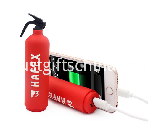 fire extinguisher power bank