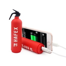 Promotional Logo Fire Extinguisher Power Bank