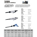 Top One Verkauf CZ-2 Pneumatische Schaufeln