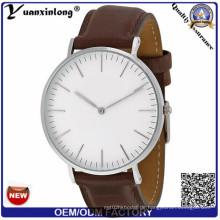 Yxl-648 Neue Ankunfts-China-kundenspezifische Firmenzeichen-Fabrik-Großverkauf Japan Movt Quarz-Uhr-preiswerter Preis