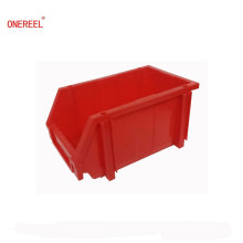 Contenedores de almacenamiento de plástico apilable