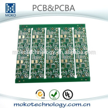 2 layers FR4 green ENIG asic miner pcb board