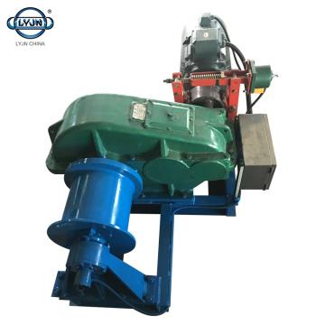 Прочный в использовании портативный 1.5 тонн электрическая лебедка