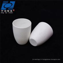 Vente chaude en céramique d'alumine de résistance à hautes températures