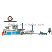 Ahorro de energía y protección Eviromental desperdicio máquina de reciclaje de plástico PP / PE