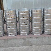 Food Grade Stainless Steel Mesh Testing Sieves