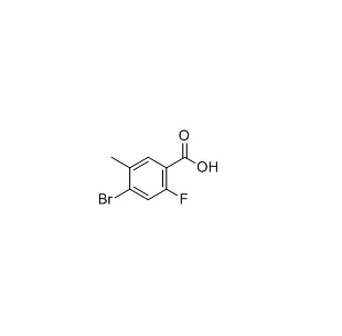 벤조산, 4-Bromo-2-Fluoro-5-Methyl-CAS 415965-24-1