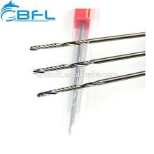 Moinho de extremidade da flauta do carboneto de BFL-Solid único para PVD Dibond