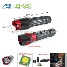 Wasserdicht Lampe Cree XPE LED 3 Mode Handheld Taktische Fackel für Outdoor Sport und Indoor Aktivitäten