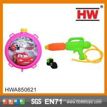Открытый игрушка автомобилей автомобилей рюкзак водяные пушки большое расстояние