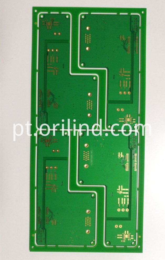 Multilayer impedance control board