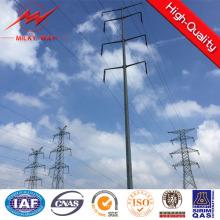 Poteau en acier galvanisé électrique adapté aux besoins du client 45FT