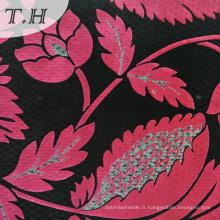Flocage tissu de canapé avec de l'argent