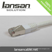 CAT5e solid pair shielded twisted pair jumper lan cable