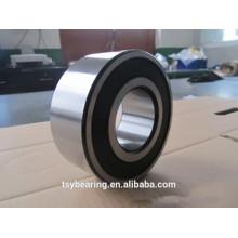 Estructura de contacto angular Tipo de bola Rodamiento de fila doble 3512