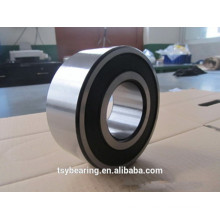 Number of row angular contact structure ball type double bearing 3304