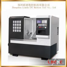 Máquina de torno de torneado de metal CNC