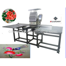 Single head large size textile embroidery machine embroidery flat cap (15 color)                                                                         Quality Choice