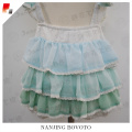 Ombre Green Boutique Bubble For Baby Girls Daily