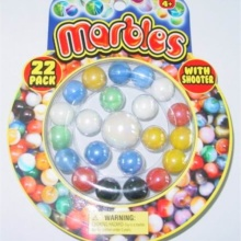 Wholesale Round Glass Marbles for Playing Games