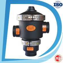 Válvula hidráulica de válvula de controle de fluxo de válvula de controle de líquido