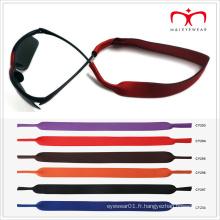 Corde de sport élastique colorée pour les lunettes (PJS2)