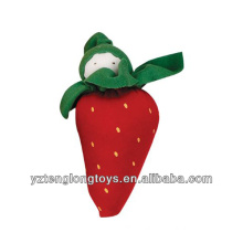 Plush Fruit Toys Stuffed Strawberry Toys
