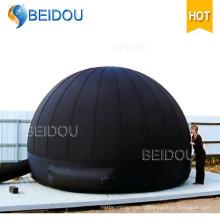 Plateau de projecteur à planétarium numérique gonflable