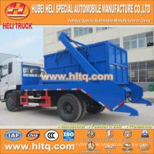 DONGFENG 4x2 10cbm Arm Roll Container Müllwagen hydraulischen Lifter Müllwagen 190hp besten Preis professionelle Produktion