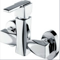 Wall Mounted Single Lever Bathroom Shower Faucet